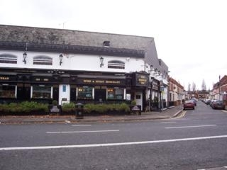 The Errigle Inn